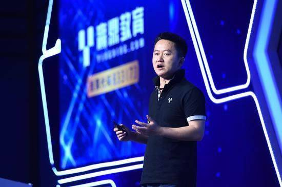 专访 | 赢鼎教育王海涛:做教育,内容为王!