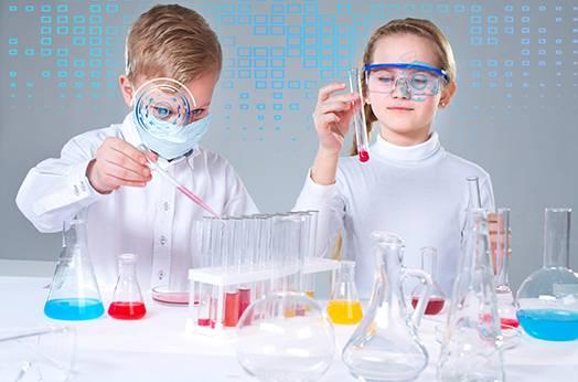 艾科思科学教育 | 用教育情怀+专业精神,为孩子插上科学的翅膀