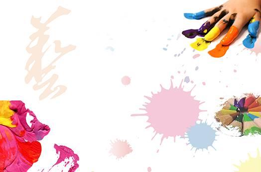 蓝色金:艺术启迪智慧,每个孩子都是艺术家!